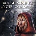 Amélia Rouge Sang et Noir Corbeau l'Apprentie faucheuse